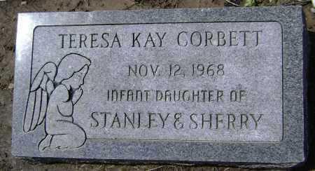 CORBETT, TERESA KAY - Lawrence County, Arkansas | TERESA KAY CORBETT - Arkansas Gravestone Photos