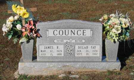 COUNCE, JAMES RAY - Lawrence County, Arkansas | JAMES RAY COUNCE - Arkansas Gravestone Photos