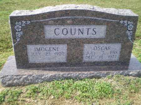 COUNTS, OSCAR LEE - Lawrence County, Arkansas | OSCAR LEE COUNTS - Arkansas Gravestone Photos
