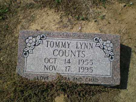 COUNTS, TOMMY LYNN - Lawrence County, Arkansas | TOMMY LYNN COUNTS - Arkansas Gravestone Photos