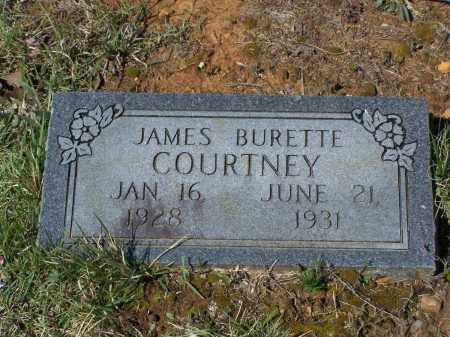 "COURTNEY, JAMES BURETTE ""BUD"" - Lawrence County, Arkansas 