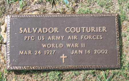 COUTURIER (VETERAN WWII), SALVADOR - Lawrence County, Arkansas | SALVADOR COUTURIER (VETERAN WWII) - Arkansas Gravestone Photos