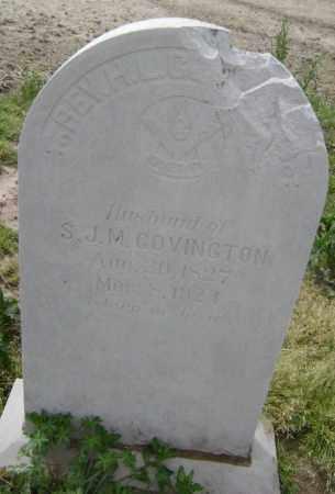 COVINGTON, HENRY L. - Lawrence County, Arkansas | HENRY L. COVINGTON - Arkansas Gravestone Photos