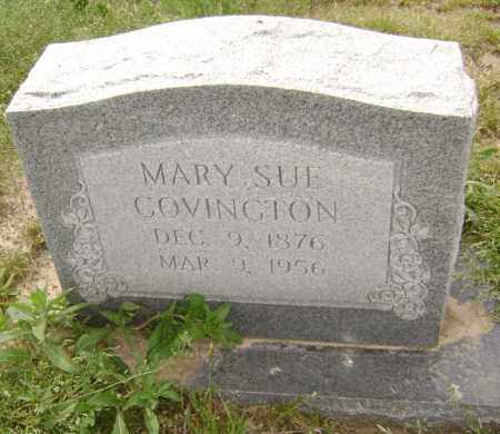 COVINGTON, MARY SUE - Lawrence County, Arkansas | MARY SUE COVINGTON - Arkansas Gravestone Photos