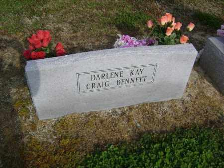 BENNETT, DARLENE KAY CRAIG - Lawrence County, Arkansas | DARLENE KAY CRAIG BENNETT - Arkansas Gravestone Photos