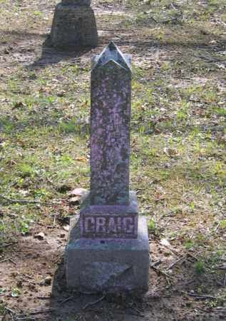 CRAIG, ROBERT L. - Lawrence County, Arkansas | ROBERT L. CRAIG - Arkansas Gravestone Photos