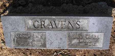 "CRAVENS, MARY CLARISSA DAVIS WELLS ""CLARA"" - Lawrence County, Arkansas | MARY CLARISSA DAVIS WELLS ""CLARA"" CRAVENS - Arkansas Gravestone Photos"