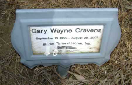 CRAVENS (VETERAN VIET), GARY WAYNE - Lawrence County, Arkansas | GARY WAYNE CRAVENS (VETERAN VIET) - Arkansas Gravestone Photos