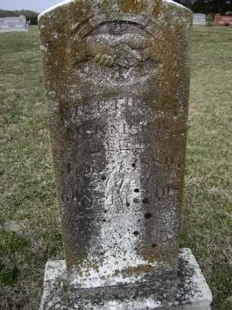 BARNETT CRAVENS, MARTHA G. - Lawrence County, Arkansas | MARTHA G. BARNETT CRAVENS - Arkansas Gravestone Photos