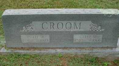 CROOM, RUTH M. - Lawrence County, Arkansas | RUTH M. CROOM - Arkansas Gravestone Photos