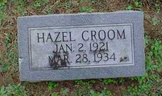 CROOM, HAZEL IRENE - Lawrence County, Arkansas | HAZEL IRENE CROOM - Arkansas Gravestone Photos