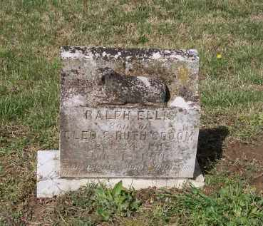 CROOM, RALPH ELLIS - Lawrence County, Arkansas | RALPH ELLIS CROOM - Arkansas Gravestone Photos