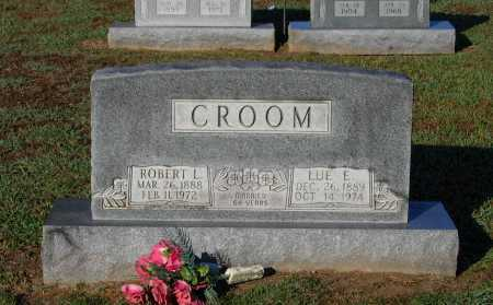 "CROOM, LOUETTA ""LUE E."" - Lawrence County, Arkansas 