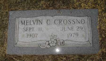 CROSSNO, MELVIN CHILDERS - Lawrence County, Arkansas | MELVIN CHILDERS CROSSNO - Arkansas Gravestone Photos