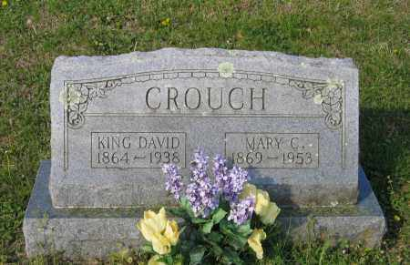 CROUCH, MARY JEMIMA - Lawrence County, Arkansas | MARY JEMIMA CROUCH - Arkansas Gravestone Photos