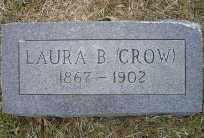 CROW WHITTAKER, LAURA BELLE - Lawrence County, Arkansas | LAURA BELLE CROW WHITTAKER - Arkansas Gravestone Photos