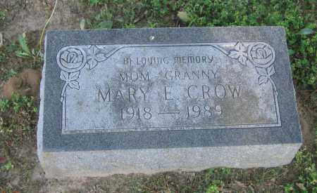 CROW, MARY ESTELLE - Lawrence County, Arkansas | MARY ESTELLE CROW - Arkansas Gravestone Photos
