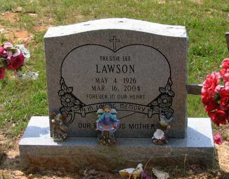 LAWSON, TRESSIE LEE BIRMINGHAM CRUSE - Lawrence County, Arkansas | TRESSIE LEE BIRMINGHAM CRUSE LAWSON - Arkansas Gravestone Photos