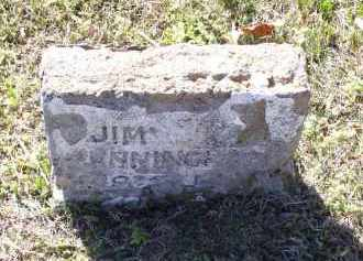 "CUNNINGHAM, JAMES T. ""JIM"" - Lawrence County, Arkansas 