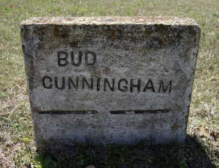 "CUNNINGHAM, HUGH W. ""BUD"" - Lawrence County, Arkansas 
