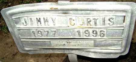 CURTIS, JIMMY - Lawrence County, Arkansas | JIMMY CURTIS - Arkansas Gravestone Photos