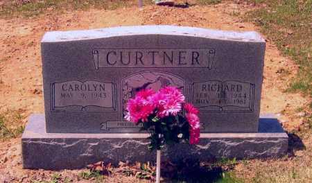 CURTNER, RICHARD A. - Lawrence County, Arkansas | RICHARD A. CURTNER - Arkansas Gravestone Photos