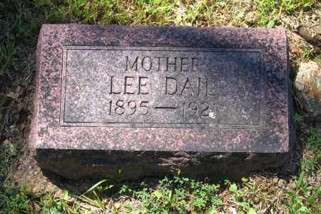 HALSTEAD DAIL, LEE - Lawrence County, Arkansas | LEE HALSTEAD DAIL - Arkansas Gravestone Photos