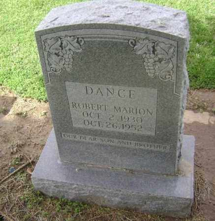 DANCE, ROBERT MARION - Lawrence County, Arkansas | ROBERT MARION DANCE - Arkansas Gravestone Photos