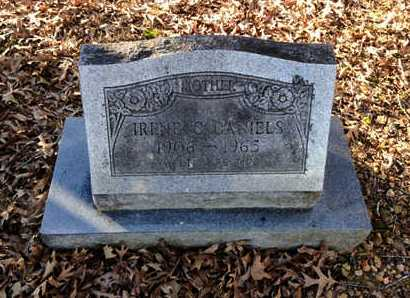 DANIELS, IRENE C. - Lawrence County, Arkansas | IRENE C. DANIELS - Arkansas Gravestone Photos