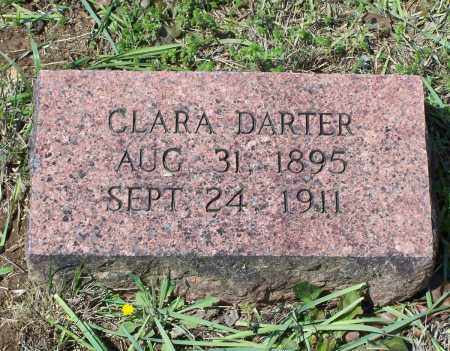 DARTER, CLARA - Lawrence County, Arkansas | CLARA DARTER - Arkansas Gravestone Photos