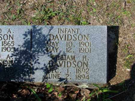 DAVIDSON, INFANT - Lawrence County, Arkansas | INFANT DAVIDSON - Arkansas Gravestone Photos