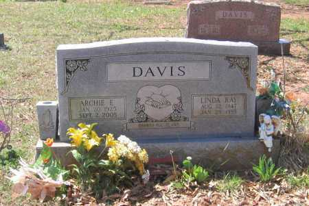 DAVIS, LINDA KAY LANGSTON TURNER - Lawrence County, Arkansas | LINDA KAY LANGSTON TURNER DAVIS - Arkansas Gravestone Photos