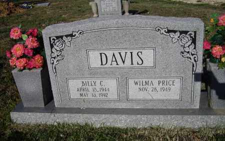 DAVIS, BILLY CARTER - Lawrence County, Arkansas | BILLY CARTER DAVIS - Arkansas Gravestone Photos