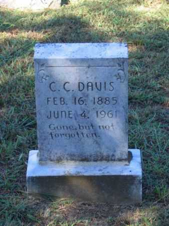 "DAVIS, CLEVELAND COLUMBUS ""C. C."" - Lawrence County, Arkansas 