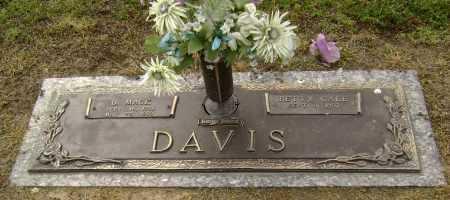 DAVIS, D. MACK - Lawrence County, Arkansas | D. MACK DAVIS - Arkansas Gravestone Photos