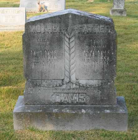 DAVIS, ELIZA A. - Lawrence County, Arkansas | ELIZA A. DAVIS - Arkansas Gravestone Photos