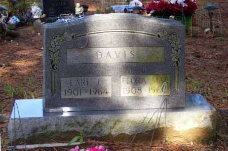 DAVIS, FLORA MAE - Lawrence County, Arkansas | FLORA MAE DAVIS - Arkansas Gravestone Photos