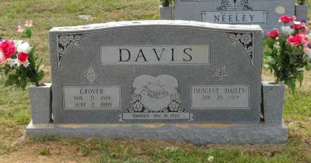 DAVIS, GROVER - Lawrence County, Arkansas | GROVER DAVIS - Arkansas Gravestone Photos