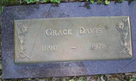 DAVIS, IRA GRACE - Lawrence County, Arkansas | IRA GRACE DAVIS - Arkansas Gravestone Photos