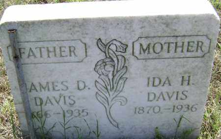 DAVIS, JAMES D. - Lawrence County, Arkansas | JAMES D. DAVIS - Arkansas Gravestone Photos