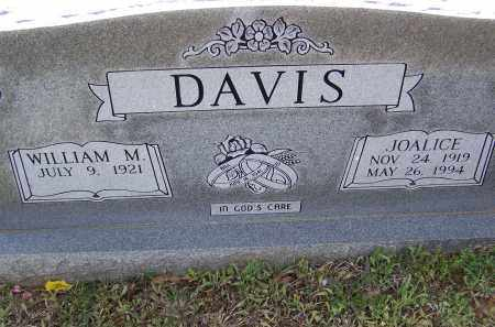 DAVIS, JOALICE - Lawrence County, Arkansas | JOALICE DAVIS - Arkansas Gravestone Photos