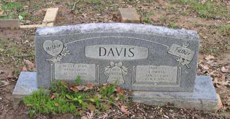 DAVIS, JAMES ORVILLE - Lawrence County, Arkansas | JAMES ORVILLE DAVIS - Arkansas Gravestone Photos