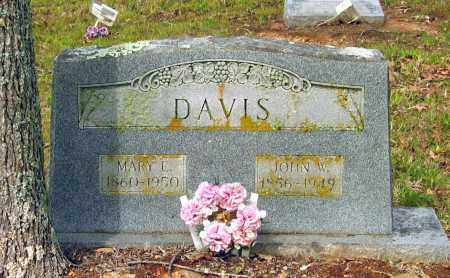 DAVIS, MARY E. - Lawrence County, Arkansas | MARY E. DAVIS - Arkansas Gravestone Photos