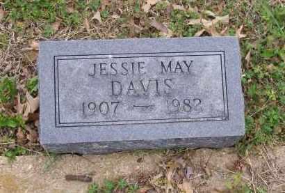 DAVIS, JESSIE MAY - Lawrence County, Arkansas | JESSIE MAY DAVIS - Arkansas Gravestone Photos