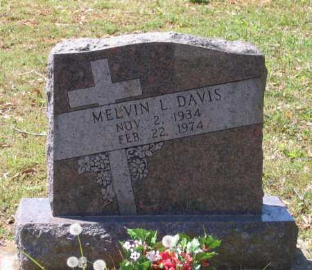DAVIS, MELVIN LEE - Lawrence County, Arkansas | MELVIN LEE DAVIS - Arkansas Gravestone Photos