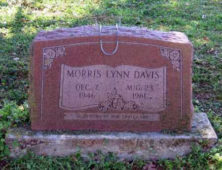DAVIS, MORRIS LYNN - Lawrence County, Arkansas | MORRIS LYNN DAVIS - Arkansas Gravestone Photos