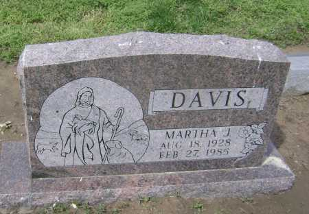 NISWONGER DAVIS, MARTHA JANE - Lawrence County, Arkansas | MARTHA JANE NISWONGER DAVIS - Arkansas Gravestone Photos