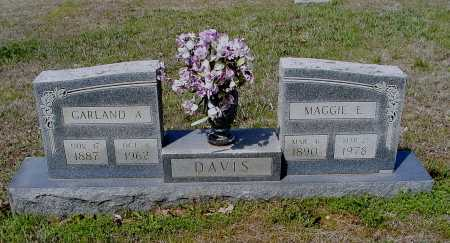 "KING DAVIS, MARGARET ELIZABETH ""MAGGIE"" - Lawrence County, Arkansas 