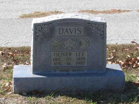 DAVIS, OLIVER LEE - Lawrence County, Arkansas | OLIVER LEE DAVIS - Arkansas Gravestone Photos