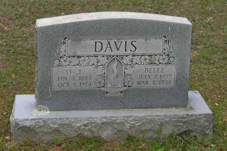 "DAVIS, IONA ISABELLE ""BELLE"" - Lawrence County, Arkansas 